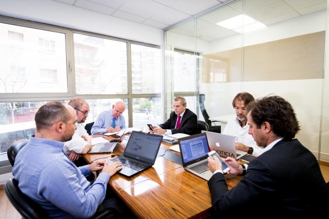 Comité asesor y equipo fundador Indexa Capital