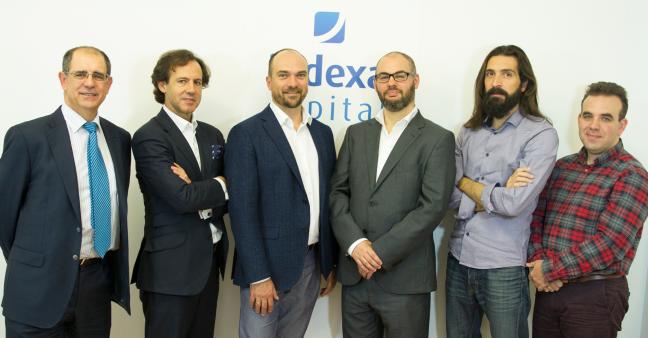 Equipo Indexa - Octubre 2016