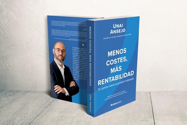 Portada del libro Menos costes, más rentabilidad, de Unai Ansejo